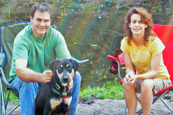 Bobo Randy & Janet Snyder